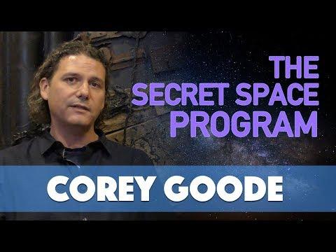 Corey Goode at the Ufology World Congress for Conscious Spirit Media