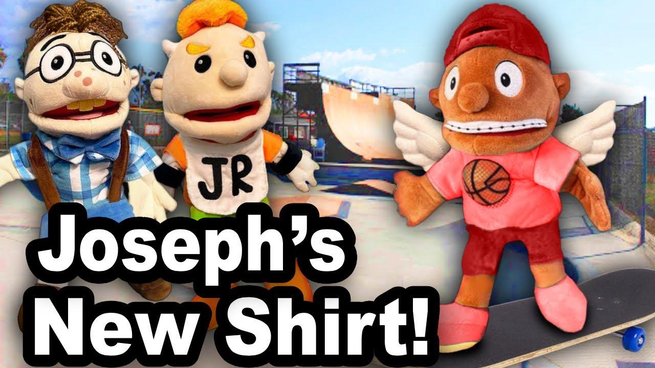 SML Movie: Joseph's New Shell!