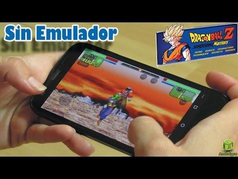 Un super juego Clásico Dragon Ball Z: Supersonic Warriors / Sin emulador