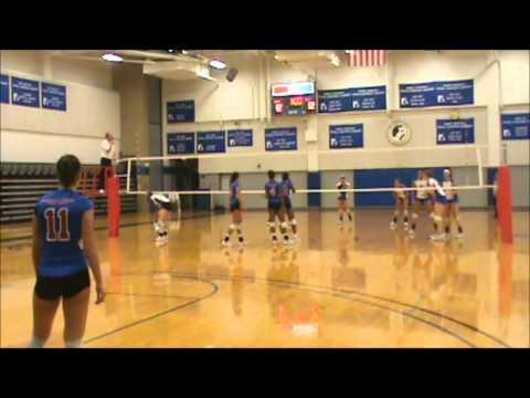 Abby Hanger #3 vs. MSU- West Plains vs. John A. Logan