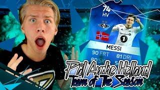 JAKTEN PÅ TOTS PÅL ANDRE HELLAND!! NORSK FIFA 16 PAKKEÅPNING!!