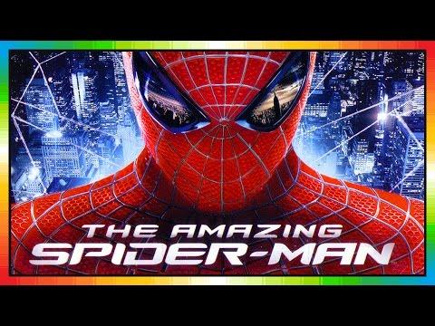 Spiderman - The Amazing Spider-Man - Spider Man - (Videogame - Gameplay - Game Test)