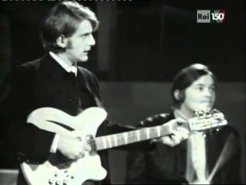 The Byrds -Mr Spaceman( studio TV 1966)