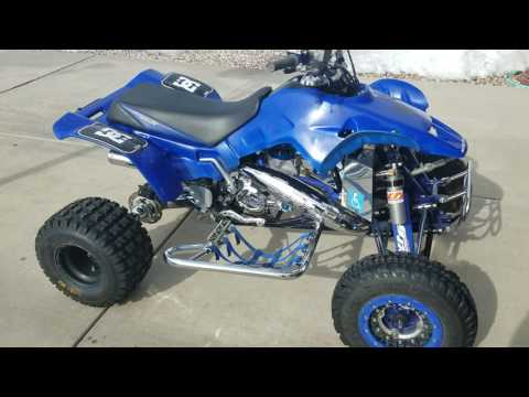Trx250r 310 ESR kit idle/rev