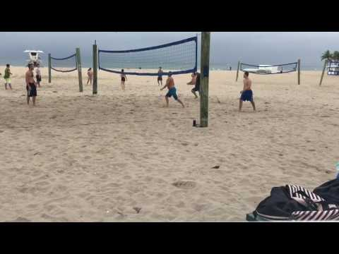 2016 Vacation Volleyball Bloopers