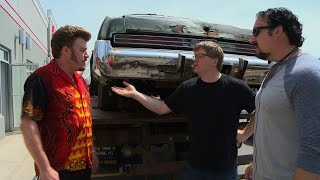 Trailer Park Boys Season 9 On Set - Day 12