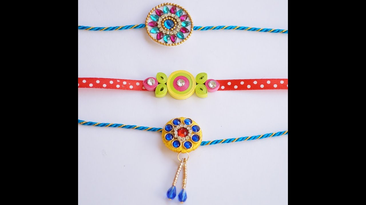 How To Make Rakhi At Home Easy Steps And Beautiful Models
