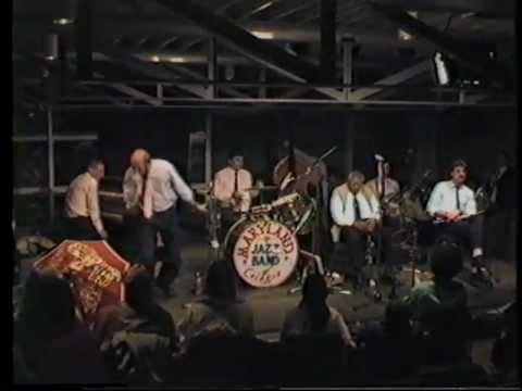 I´M ALONE BECAUSE I LOVE YOU - Maryland JB: Bürgerhaus Hürth - with Percy  Humphrey and Jon Marks