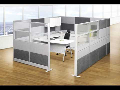 Office Partition Systems Design Ideas - YouTube