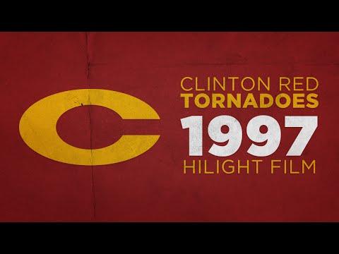 1997 Clinton Football Highlights