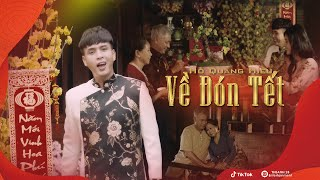 MV Về Đón Tết - Hồ Quang Hiếu