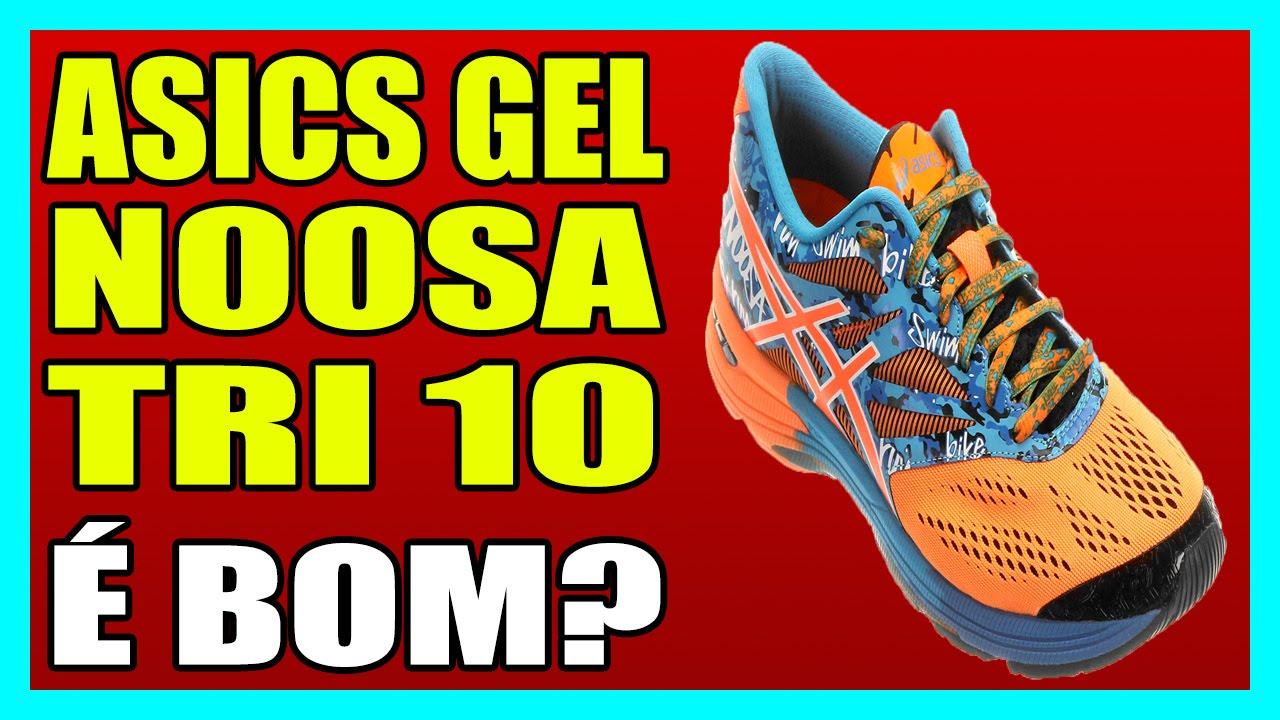 d351045f30c TÊNIS ASICS GEL NOOSA TRI 10 - Tênis