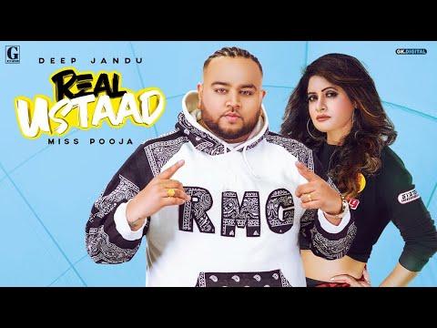 Real Ustaad : Deep Jandu Ft. Miss Pooja (Official Song) Latest Punjabi Songs 2019   Geet MP3