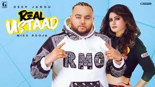 Real Ustaad Deep Jandu Miss Pooja Free MP3 Song Download 320 Kbps