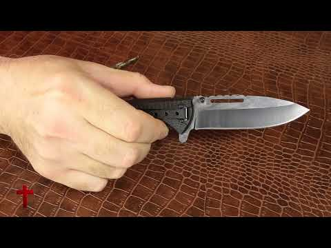 UNBOXING: Tourist Pocket Knife Grand Way 25443