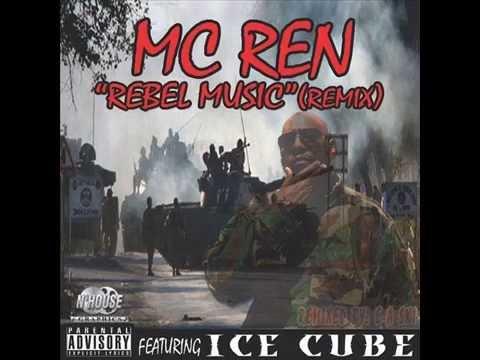 MC Ren & ICE CUBE Of NWA -