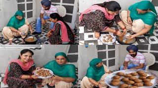 ||🤗ਨਾਨੀ ਮਾਂ ਦੇ ਹੱਥ ਦੇ ਖੋਏ ਪੇੜੇ ਦੇਸੀ ਸਟਾਇਲ ਨਾਲ ਬਣਾਏ|| Rural life punjab|| punjabi cooking and punjab