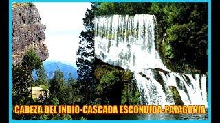 Cabeza del Indio-Cascada Escondida-El Bolson-Patagonia-Producciones Vicari.(Juan Franco Lazzarini)