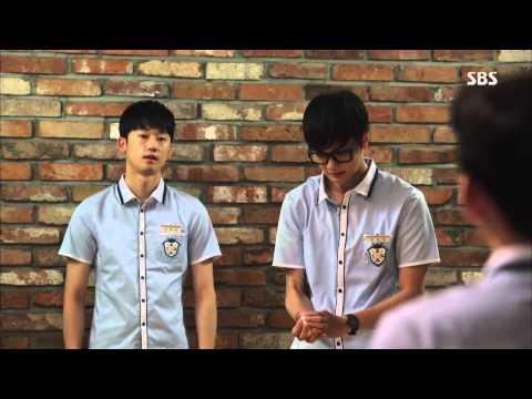 The heirs (Lee Min Ho, Park Sin Hae) Ep. 1 #37(1)