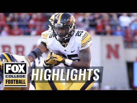 Iowa vs Nebraska | Highlights | FOX COLLEGE FOOTBALL