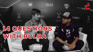 14 Questions with BuLba from Evil Geniuses @ EPICENTER, Moscow (С русскими субтитрами!)