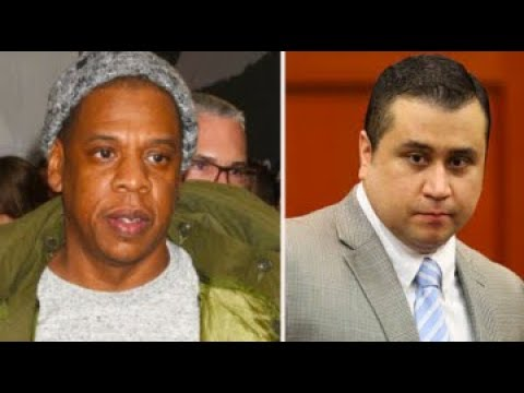 GEORGE ZIMMERMAN GOES AT JAY-Z! (REACTION)