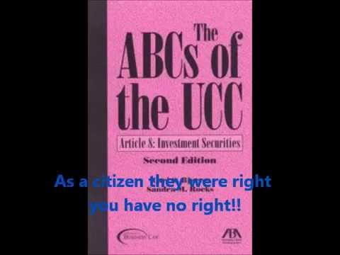 UCC Codes for Dummies 101 /The Law is for Sovereigns( Loud mouth black woman edified)