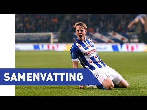 Samenvatting halve finale play-offs: sc Heerenveen - FC Utrecht (2017-2018)