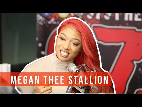 Megan Thee Stallion Explains Her Name,