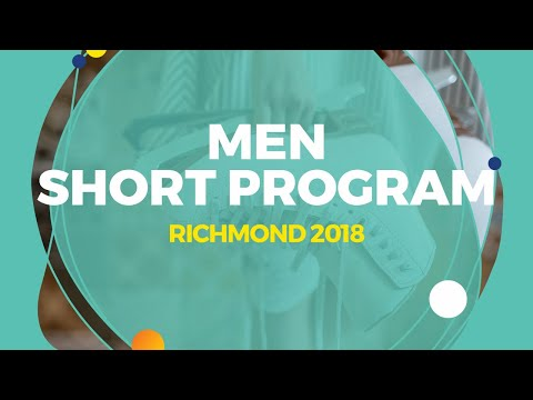 Matvei Vetlugin (RUS) | Men Short Program | Richmond 2018