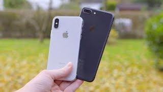iPhone X VS 8 & 8 Plus - Was soll ich kaufen?! DAS ist zu beachten!