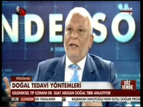 Dr. Suat ARUSAN /Söz Sende- Habertürk