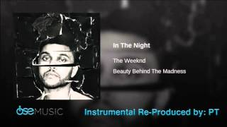 The Weeknd In The Night Instrumental / Beat