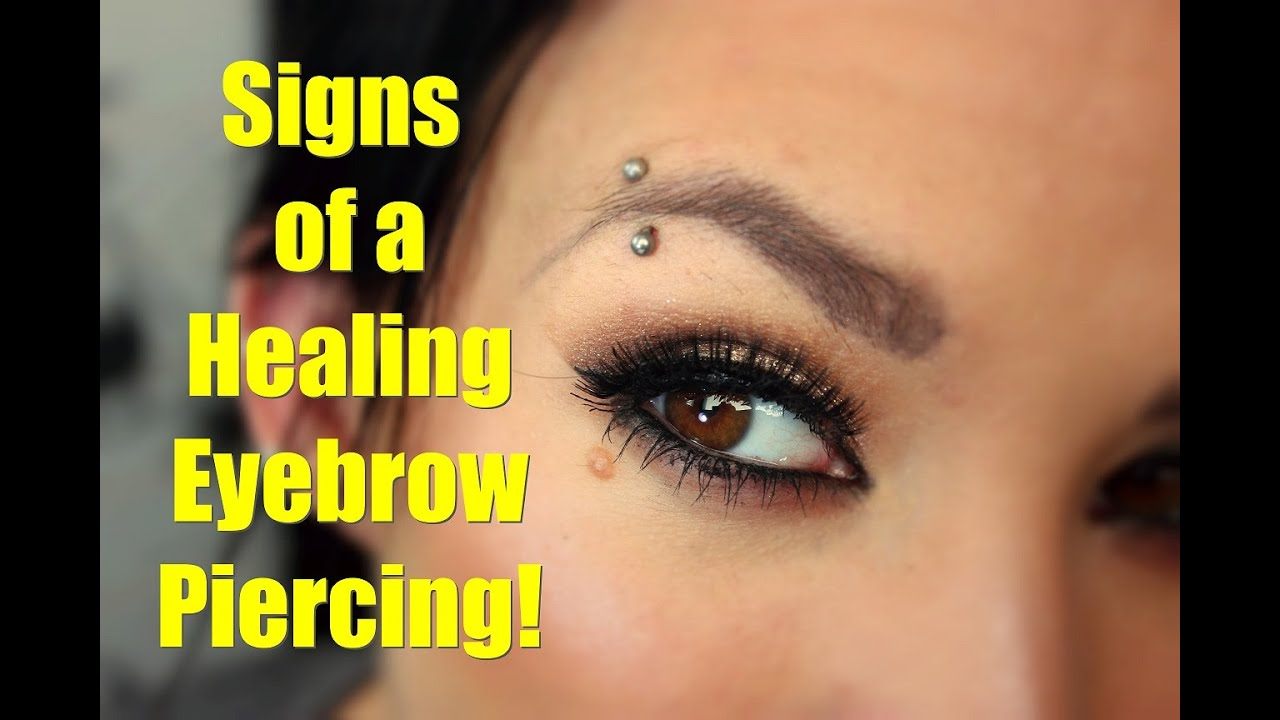 The Eyebrow Ring