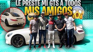 TODO EL TEAM REACCIONA A MI AMG GTS.. | ManuelRivera11