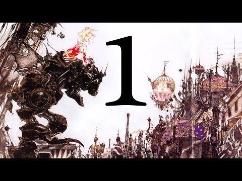 Let's Play Final Fantasy 6 (#1) - War of the Magi