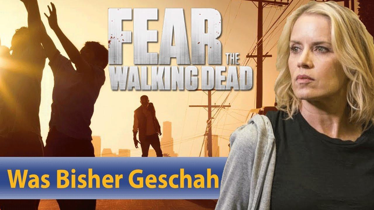 Fear The Walking Dead | Wir fassen Staffel 1-3 für euch zusammen ...