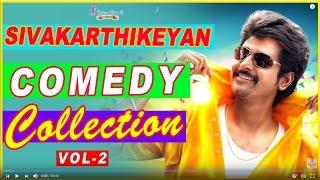 Sivakarthikeyan Comedy Scenes   Vol 2   Soori   Sathyaraj   Sri Divya   Hansika   Vimal