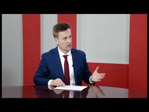 Актуальне інтерв'ю. Валентин Наливайченко. Про добровольчу армію