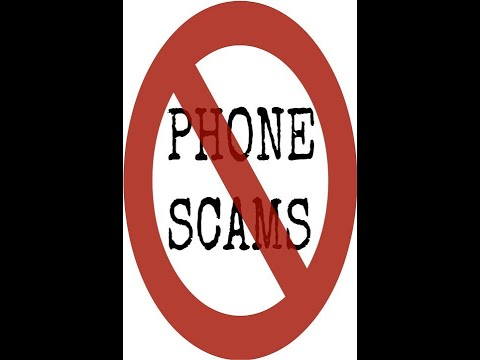 Urgent from Canada : scammer phone