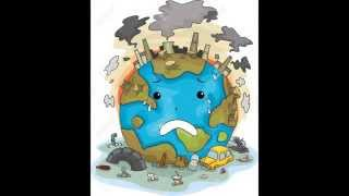 Land, Air and Water Pollution (School Project) HD