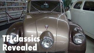 The Pristine Tatra T87 Revealed