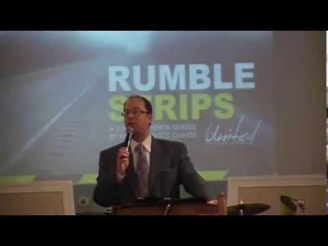 Rumble Strips Series - Part 2 Message PASTOR BROCC CHAVIS