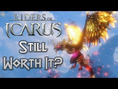 Is it still Worth Playing? Riders of Icarus in 2018 (Review) Mp3