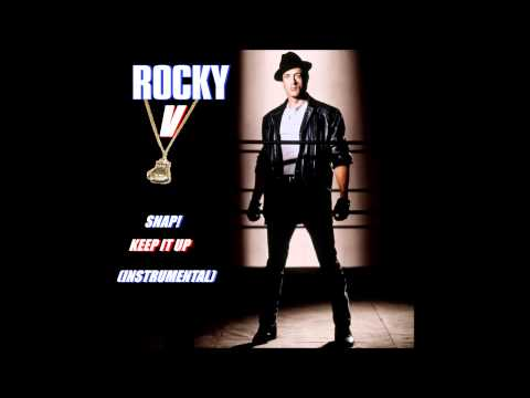 Rocky V (Snap!) Instrumental