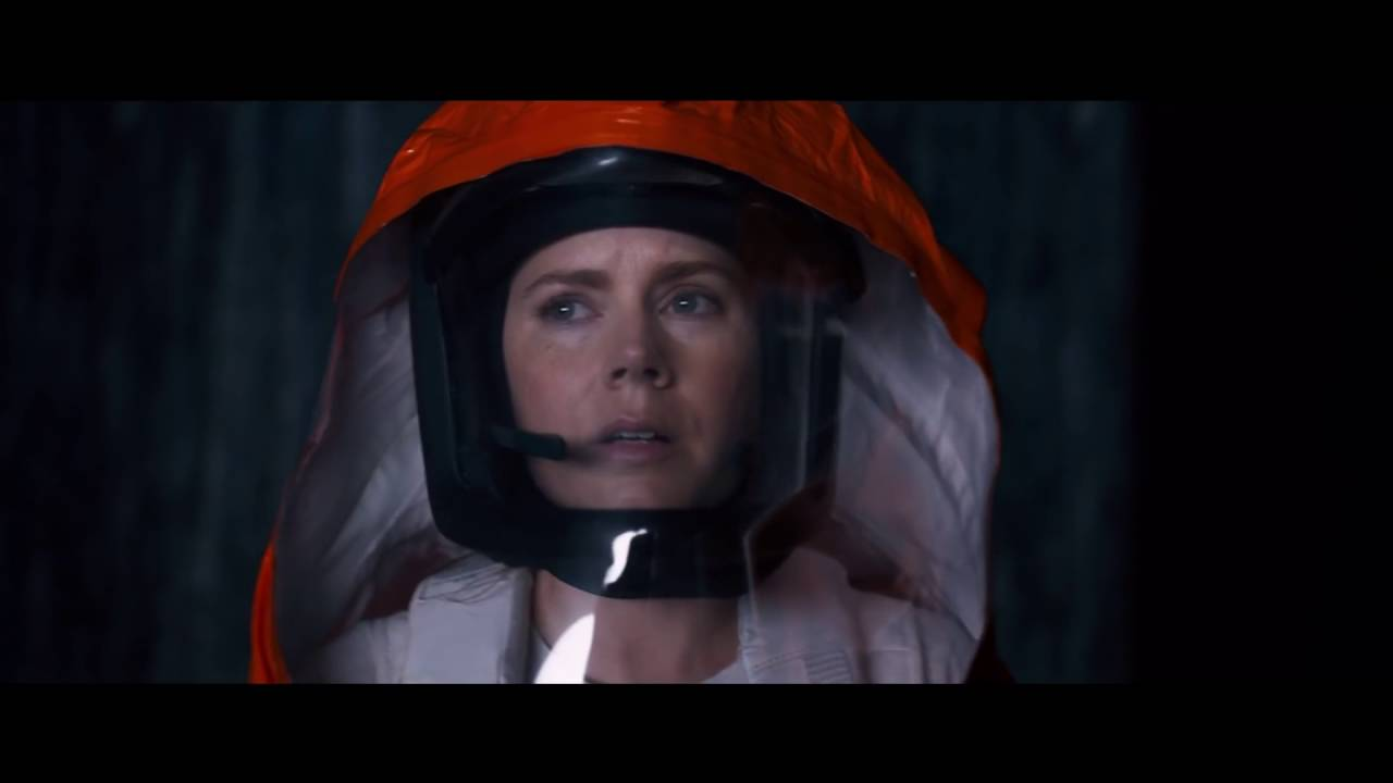 Arrival Official Trailer 1 2016   Amy Adams Movie