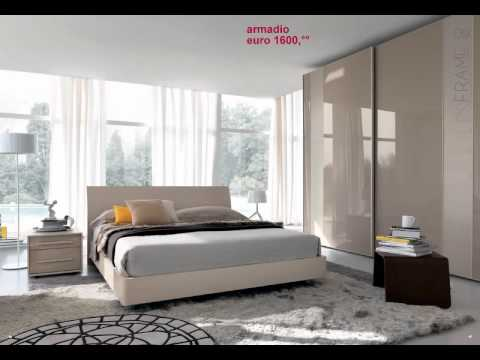 camere matrimoniali moderne 2012 youtube