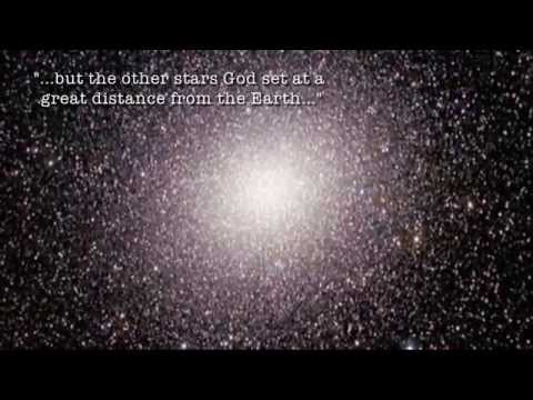 Genesis Creation Visualized - Scientifically