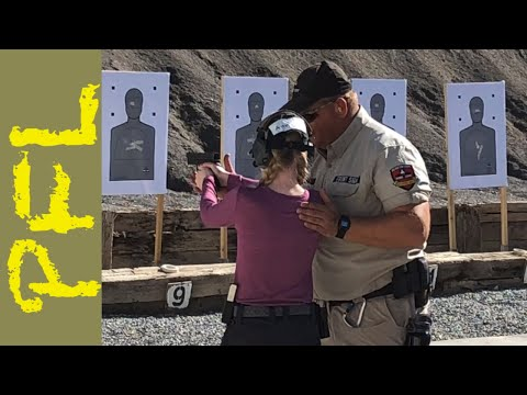 Another Daughter Takes Front Sight Training | Review of the 4 Day Defensive Handgun Course