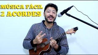 Aula de Ukulele - música com 2 acordes para Iniciantes - Me Namora - Edu ribeiro - Natiruts